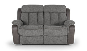 Brampton 2 Seater-Grey