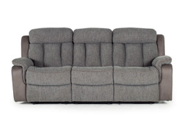 Brampton 3 Seater-Grey