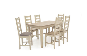 Croft Dining Table Ext 160