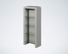 Clarus Grey DVD Storage Unit
