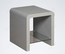 Clarus Grey End table