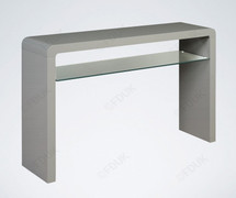 Clarus Grey Medium Console Table