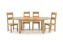 Arden Oval Dining Set