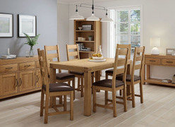 Sherwood Dining Set-150 cm