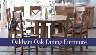 Oakham Dining Round Set