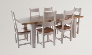 Sedona Extending Dining Set (140 cm)