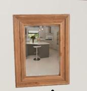 Danube Rectangular Mirror