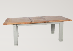 Danube French Grey Dining Table ( 140 cm )