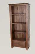 Danube Oak Bookcase