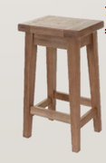 Danube Oak Stool