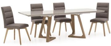 Jenoah Dining Set-160/220 cm