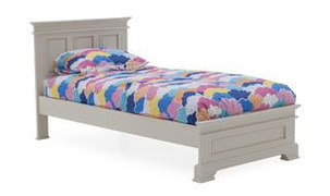 Deauville 3' Bed-Taupe