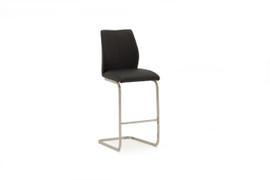 Irma Bar Chair-Black