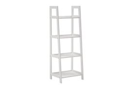 Alba Bookcase-White