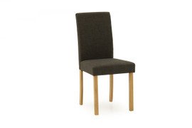 Anna Dining Chair-Charcoal