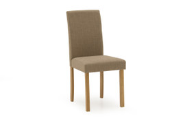 Anna Dining Chair-Beige