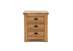 Breeze Night Table- 3 Drawer