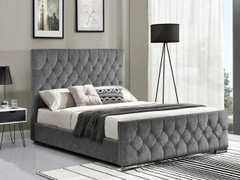 Carina 6' Bed-Silver