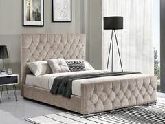 Carina 4'6'' Bed-Mink