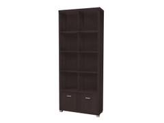Oscar Tall Bookshelf-Wenge