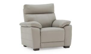 Positano 1 Seater Fixed-Light Grey