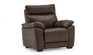Positano 1 Seater Fixed-Brown