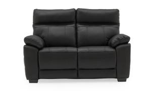 Positano 2 Seater Fixed-Black