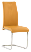 Monaco Dining Chair-Mustard
