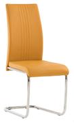 Monaco Dining Chair-Mustard