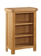 Newbridge Low Slim Bookcase