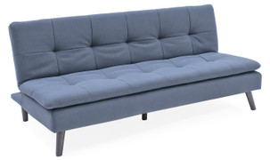 Hannah Sofa Bed-Blue