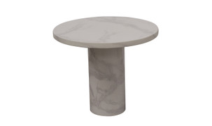 Carra Round Lamp Table (65 cm)