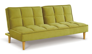 Lokken Clik-Clak Sofa Bed- Green