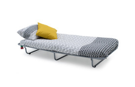 Enna Folding Bed-80 cm Open