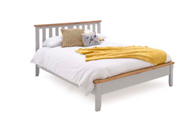 Ferndale 4'6 Bed-Low Foot board