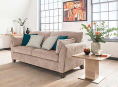 Cantrell 3 Seater-Almond