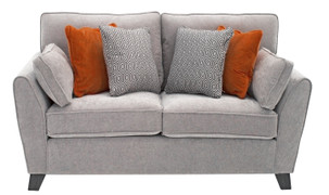 Cantrell 2 Seater-Silver