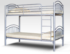 Moby Bunk Bed  Moby Metal Bunk Bed