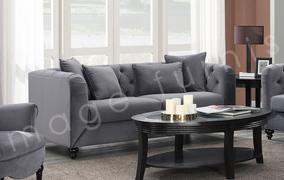 Elisa 3 Seater-Grey