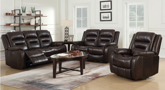 Chester 3R +1R+1R Seater-Recliner