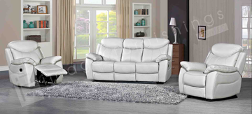 Bradshaw 3+1+1 Seater-Light Grey