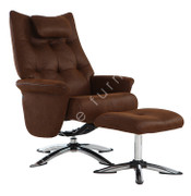 Orson Arm Chair-Mocha
