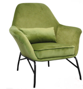 Amy Occasional Chair-Green