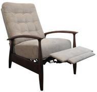 Jacob Recliner Chair-Beige
