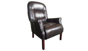 Barna Chair-Chocolate Brown