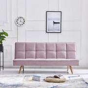 Bronwyn Sofa Bed-Pink