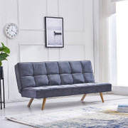 Bronwyn Sofa Bed-Grey