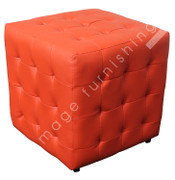 DT9010 Foot Stool-Red