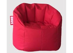 Snug Milano Bean Chair-Red