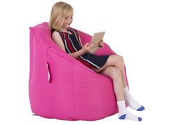 Snug Milano Bean Chair-Pink
